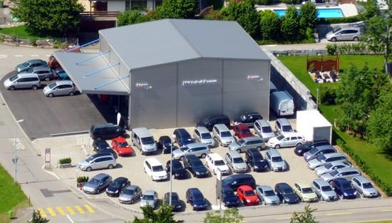 Mühledorf-Garage GmbH, Niedergösgen: Gute Garage mit fairen Preisen