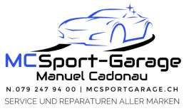 MC Sport-Garage, Amriswil: Super Service