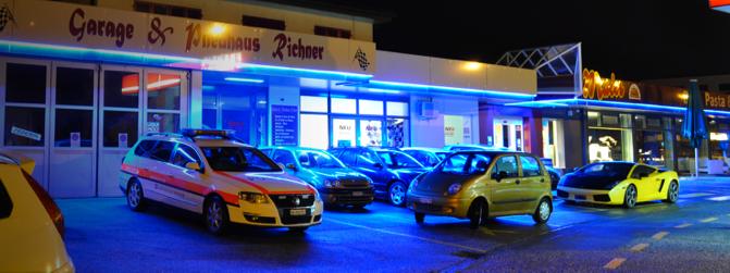 Garage und Pneuhaus Richner, Gretzenbach: unprofessionel